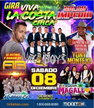 GIRA VIVE LA COSTA CHICA: Main Image