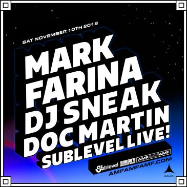 AMFAMFAMF presents Mark Farina: Main Image
