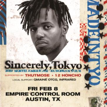 MadeinTYO - Sincerely, Tokyo Tour w/ Thutmose, 12 HONCHO-img
