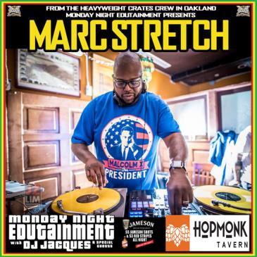 DJ MARC STRETCH @ MONDAY NIGHT EDUTAINMENT w/ WBLK-img
