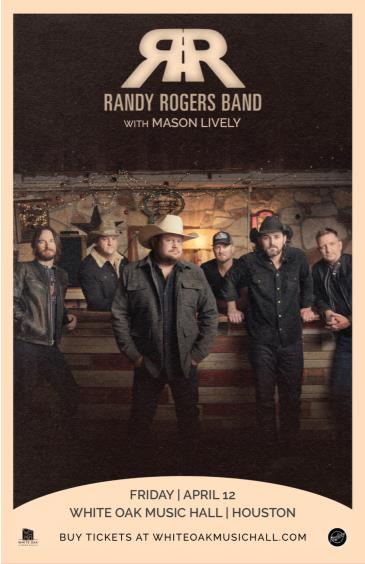 Randy Rogers Band: Main Image