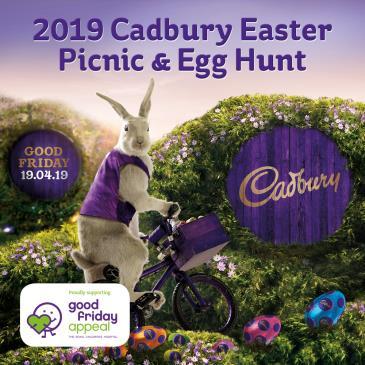 Cadbury Easter Picnic & Egg Hunt