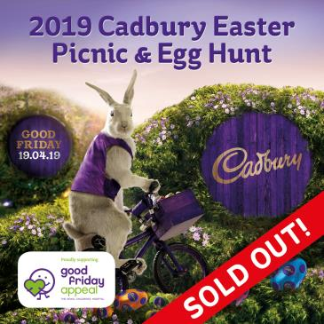 Cadbury Easter Picnic & Egg Hunt