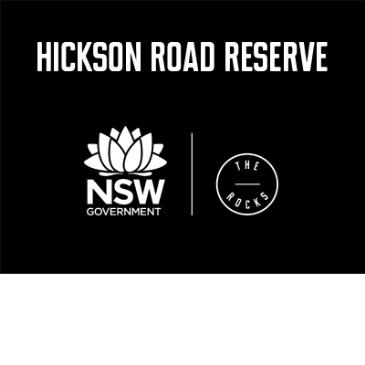 Hickson Road Reserve NYE