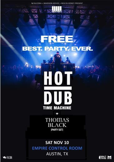 Hot Dub Time Machine: Main Image