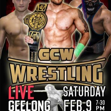 GCW WRESTLING - GEELONG-img