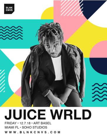JUICE WRLD at Soho Studios: Main Image