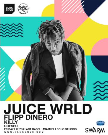 JUICE WRLD at Soho Studios: Main Image