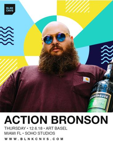ACTION BRONSON at Soho Studios: Main Image