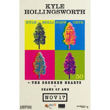 Kyle Hollingsworth Band w/ The Drunken Hearts + Shaws of Awe: Main Image