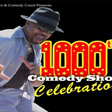 Bonkerz & Comedy Court's 1000th Comedy Show Celebration-img
