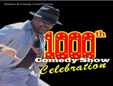 Bonkerz and Comedy Court's 1000th Show celebration: Main Image