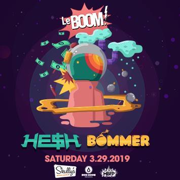 He$h & Bommer - COLUMBUS: Main Image