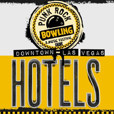 Punk Rock Bowling 2019 Hotels: Main Image