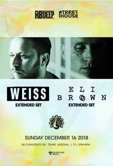 Weiss & Eli Brown: Main Image