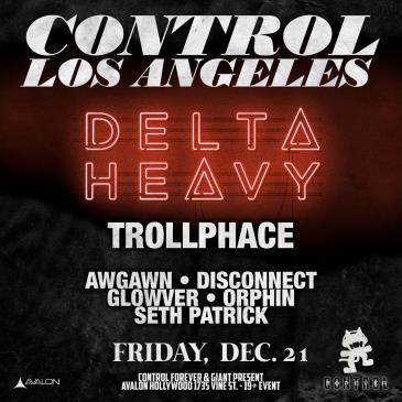 Delta Heavy, TrollPhace: Main Image
