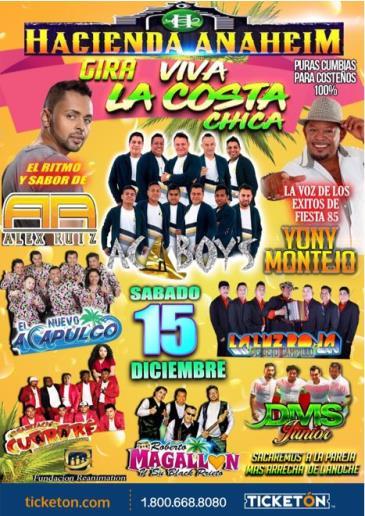 VIVA LA COSTA CHICA: Main Image
