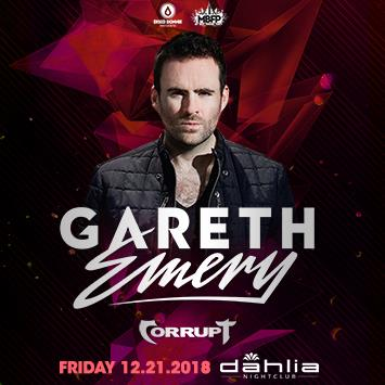 Gareth Emery - COLUMBUS: Main Image
