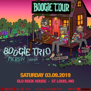 Boogie T.our ft. Boogie T.rio + Mersiv - ST. LOUIS: Main Image
