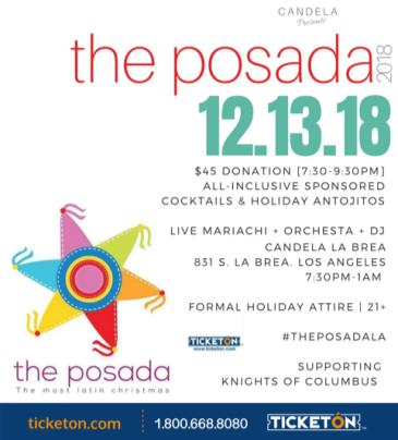 THE POSADA 2018: Main Image
