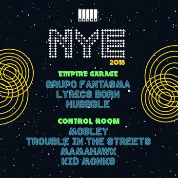NYE ft. Grupo Fantasma, Lyrics Born, Mobley, TiTS + More: Main Image