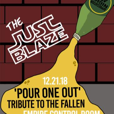 The Just Blaze 'Pour One Out' Tribute to The Fallen-img