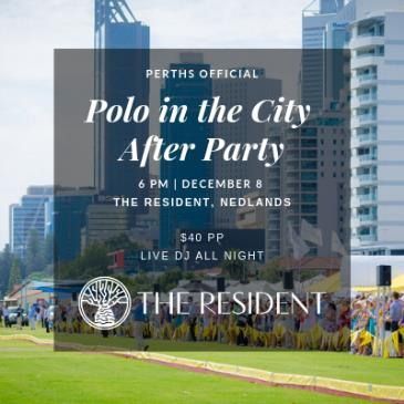 Polo In The City Official After Party: Main Image