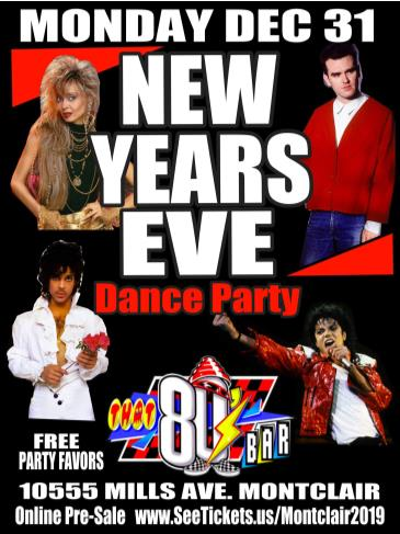 That 80s New Years Eve Party: Main Image