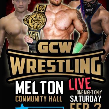 GCW WRESTLING - MELTON-img