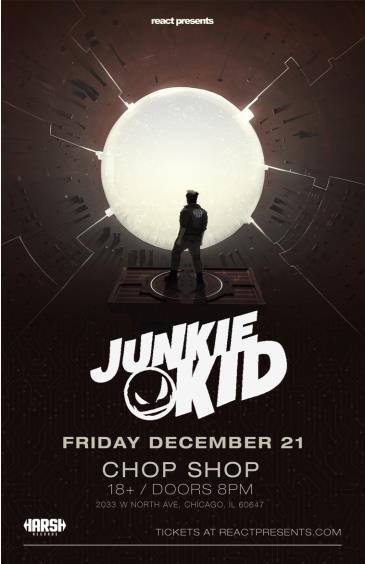 Junkie Kid: Main Image