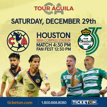 CLUB AMERICA VS SANTOS: Main Image