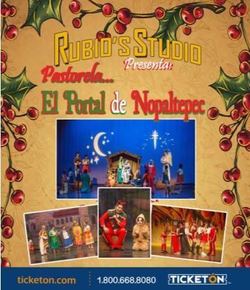PASTORELA EL PORTAL DE NOPALTEPEC: Main Image