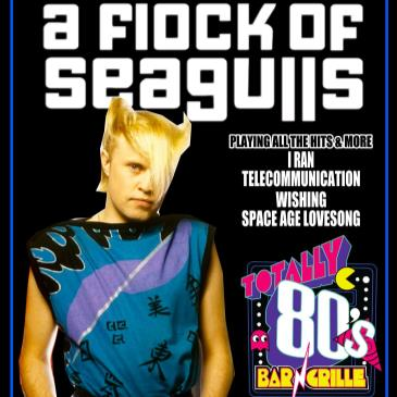A Flock of Seagulls -Live on Stage- @Totally 80s Bar-img