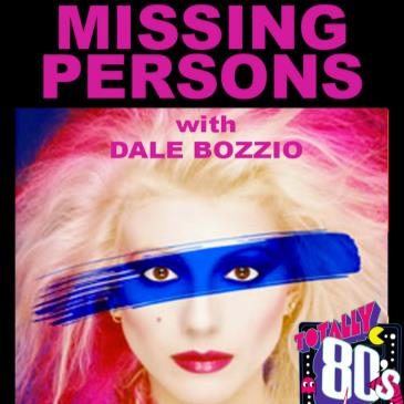 Missing Persons -Live on Stage--img