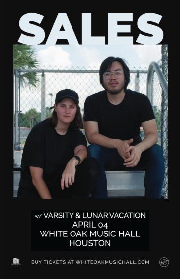 SALES, Varsity, Lunar Vacation: Main Image