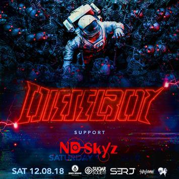 Dieselboy - CHARLOTTE: Main Image