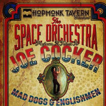 Space Orchestra tribute to Joe Cocker-img