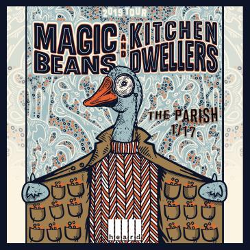 Magic Beans + Kitchen Dwellers: Main Image