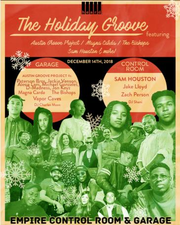 The Holiday Groove ft. Austin Groove Project & More: Main Image