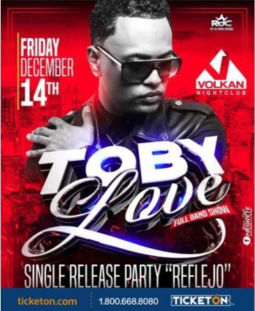 TOBY LOVE: Main Image