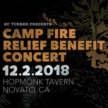 Camp Fire Relief Benefit Concert: Main Image