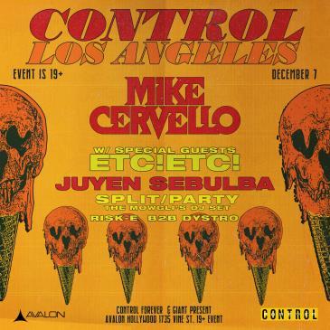 Mike Cervello, ETC!ETC!, Juyen Sebulba: Main Image