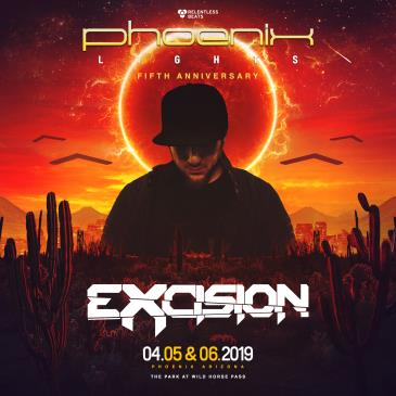 Phoenix Lights 2019: Main Image