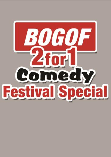 BonkerZ Celebrates Sydney Comedy Festival 2 for 1 Seats: Main Image