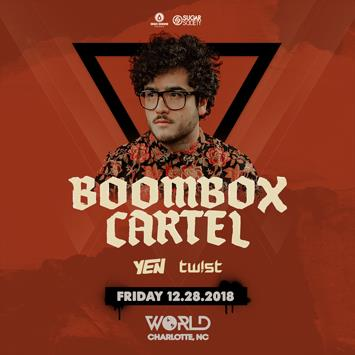 Boombox Cartel - CHARLOTTE: Main Image