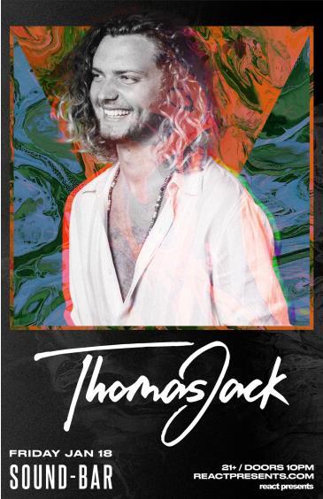 Thomas Jack: Main Image