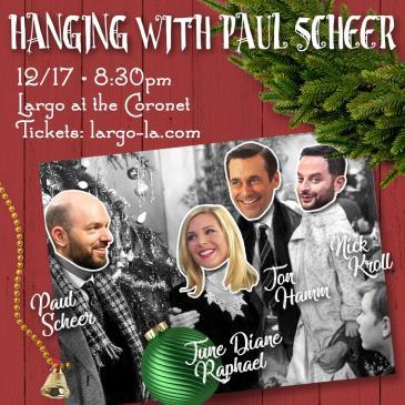 Hanging with Paul Scheer: Main Image