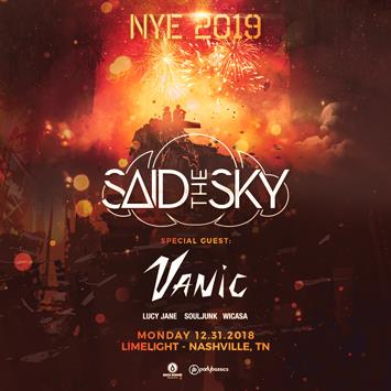 New Years Eve Feat. Said The Sky - NASHVILLE: Main Image