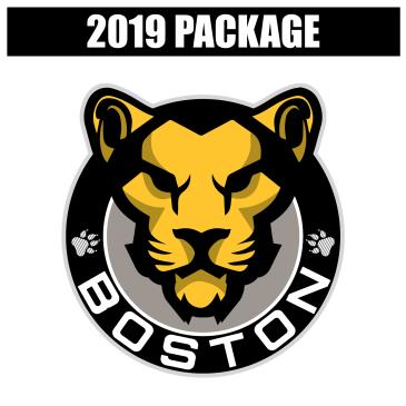 Boston 2019 Games Package: Main Image