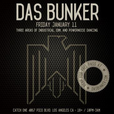 Das Bunker Dance Night: Main Image